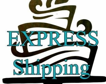 Express Shipping for A Papered Affair order