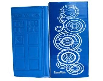 Doctor Who Tardis 3.0 Handmade Wallet