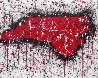 North Carolina abstract