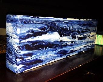 Ocean Painting - Blue Crush