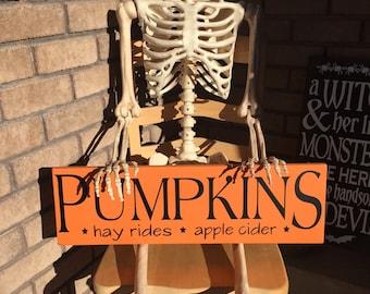 Pumpkins, Hay Rides, Apple Cider Board