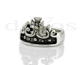 Crown Dress Ring