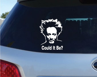 Ancient Aliens - Could It Be? Decal