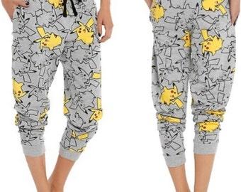 Pokemon Cropped Pants