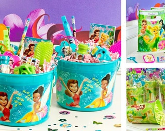 Tinkerbell and the Disney fairies party favor cup