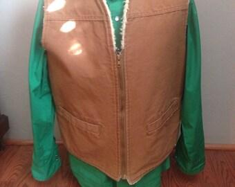 Vintage Carhart Vest