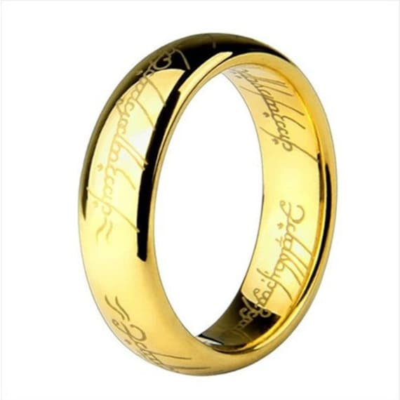 One Ring To Rule Them All Ring To Find Them One Ring To: The Hobbit & Lord Of The Rings One Ring To Rule Them By