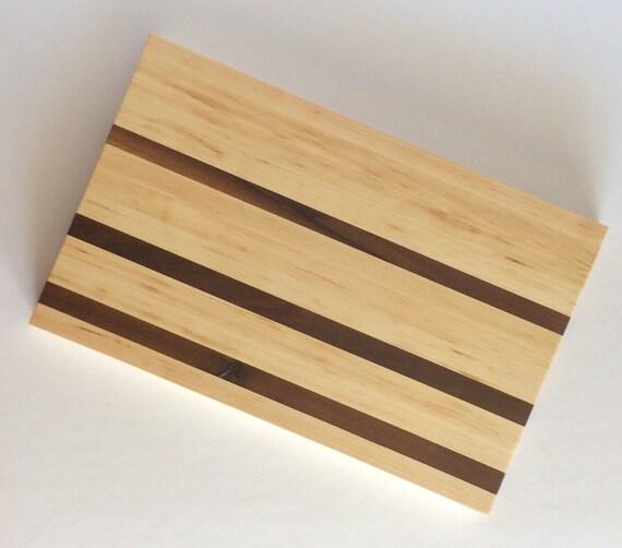 Wooden Cutting Board Breadboard In Modern Simple Design With