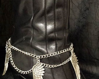 Wings boot chain