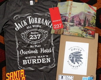 The Shining Movie T-shirt Room 237 Gift set