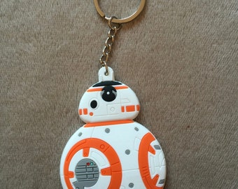 Star Wars BB-8 Robot Keyring