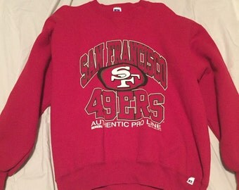 VTG San Fran 49ers Sweatshirt