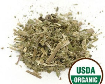 Blessed Thistle c/s, Organic 1 lb. (Pound)