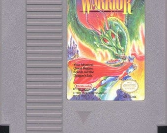 Dragon Warrior Nes classic video game