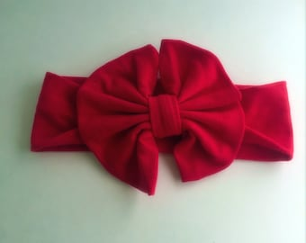 baby girl headbands. messy boy headbands, **several colors available