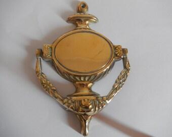 Vintage brass Rams/Sheep's head Door Knocker