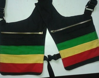 Double rasta holsters