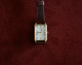 Pretty vintage wrist watch by Yema (Japan)