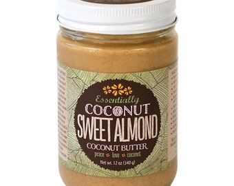 Sweet Almond Coconut Butter