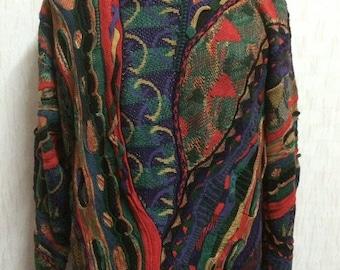 Vintage TUNDRA CANADA Sweater Knit