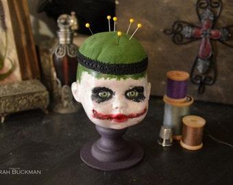 Baby Joker Pincushion