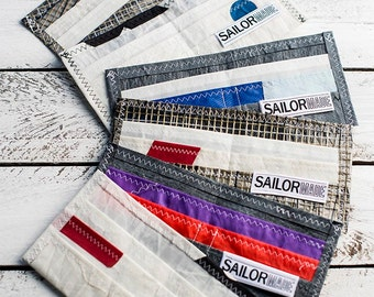 Recycled Sail Wallet