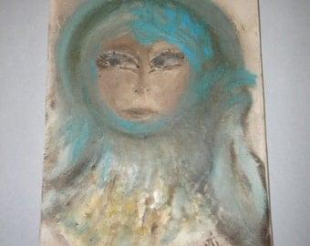 Canvas La Donna nel Mondo