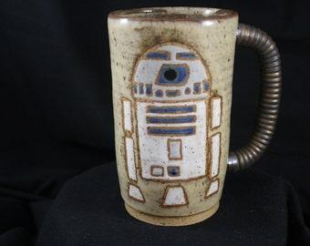 Star Wars R2-D2 Handmade Mug#608