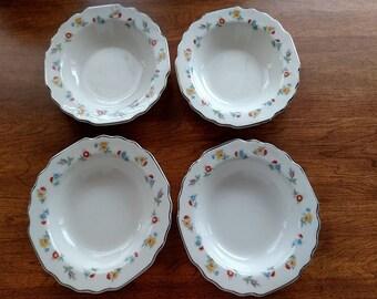 W. S. George Fruit/Dessert Bowls