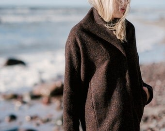 Woolen Coat Motumo 16FW3