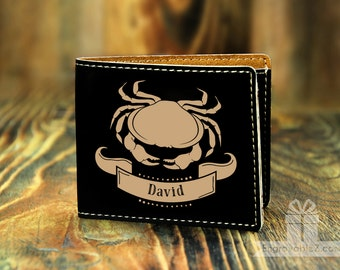 Custom Wallet - Crab Cash Carrier