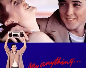 Say Anything... (1989) Movie Poster