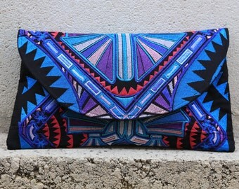 Tribal Bag with removable strap