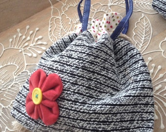 Lovely Tiny Flower Mini Purse /bag/Porch