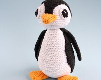 Pilou Pingvin - DANISH PATTERN