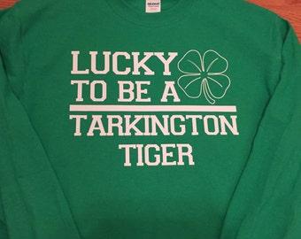 St. Patrick's Day Shirt. St. Pattys Day Shirt. Teacher St. Patrick's Day Shirt. Lucky Teacher Shirt. Classroom Tshirt