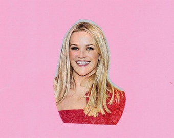 Reese Witherspoon - celebrity birthday card