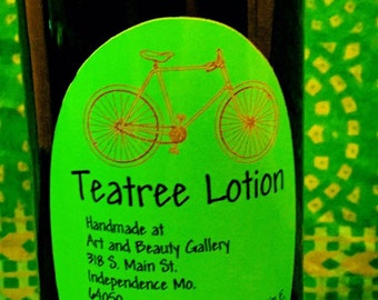 Bath and Body: Teatree and Lemongrass Lotion