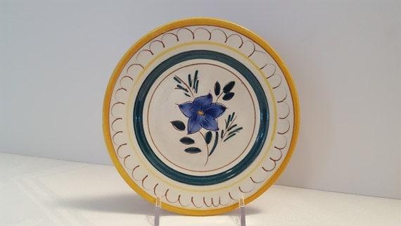 Stangl Garden Flower 6'' Plate #3700