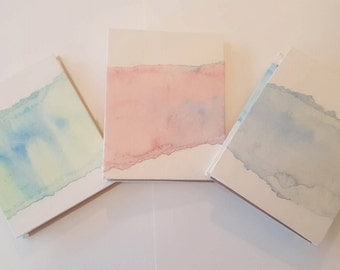 Watercolor sketchbook/journal