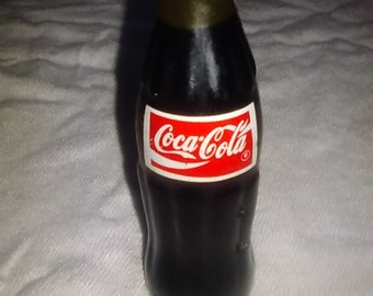 Coca Cola Vintage Collector Plastic Bottle