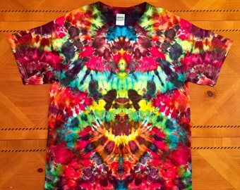 Made to Order Psychedelic Tie Dye Shirt