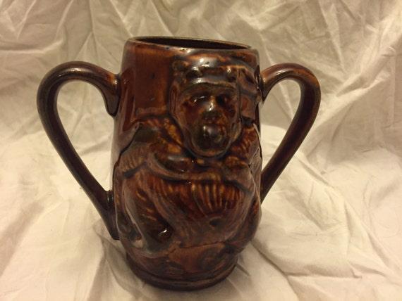Jose Cuervo Gorilla Sweat Pottery Mugs Drinking Glasses