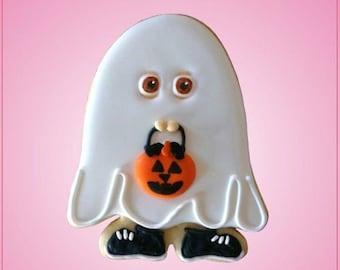 Ghost Costume Cookie Cutter