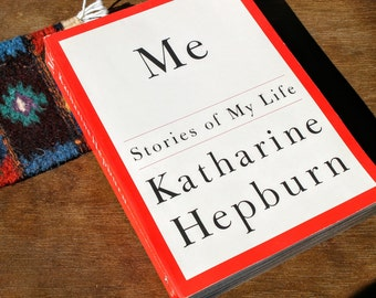 Me: Stories of My Life by Katharine Hepburn (1992) Paperback
