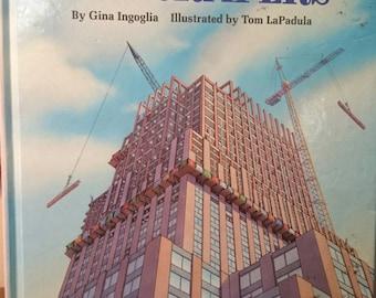 The Big Book of Real Skyscrapers/Gina Ingoglia/1989/NYC/Chicago/Atlanta/Philadelphia