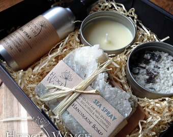 Detox Spa Gift Box - Sea Spray