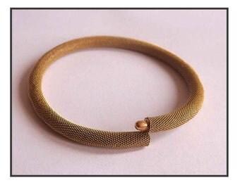Gold 18 K /Bracelet Bangle 18 K Gold Bangle BRACELET.