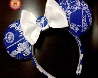 Star Wars Blueprint Headband