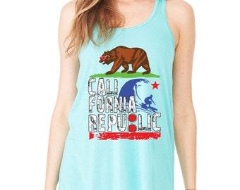California Surf Republic Tank Top